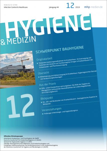 Hygiene & Medizin - 12/2019