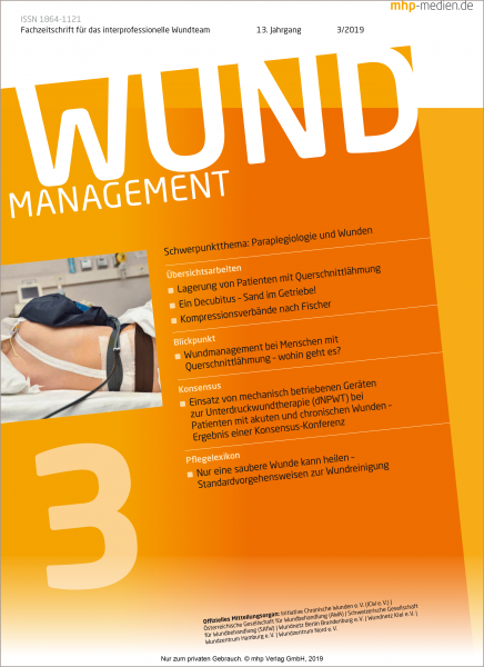 Wundmanagement 03/2019