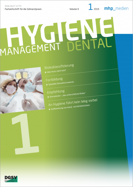 HYGIENEManagement - 01/2019