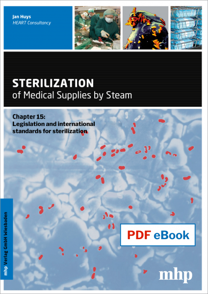 PDF eBook - Legislation and international standards for sterilization