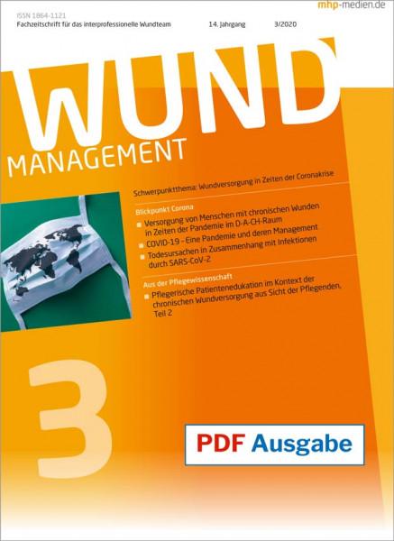 PDF-Ausgabe Wundmanagement 03/2020