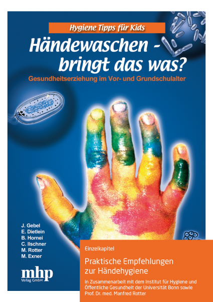 PDF eBook – Praktische Empfehlungen zur Händehygiene – Kapitel aus Händewaschen – bringt das was?
