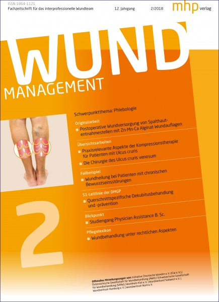 Wundmanagement 02/2018