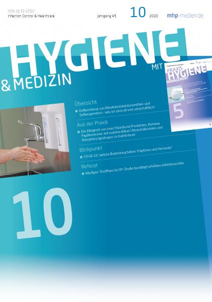 Hygiene & Medizin - 10/2020