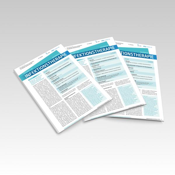 Zeitschrift für Infektionstherapie (Abonnement)